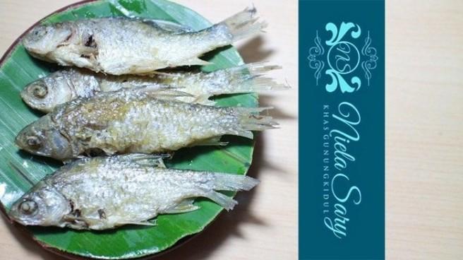 Ikan Wader Goreng