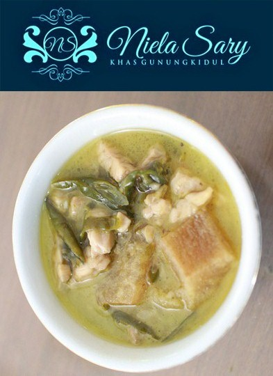 Sayur Lombok Ijo Kuliner Khas Gunungkidul