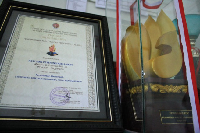 Sidhhakarya penghargaan wisata kuliner gunungkidul